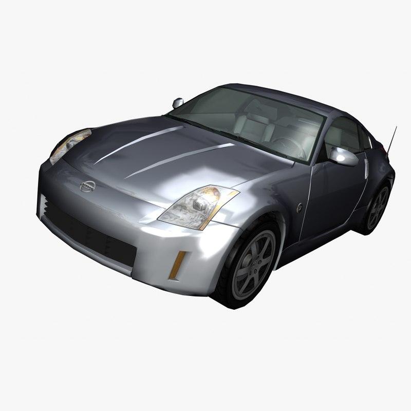 X Sports Car Nissan