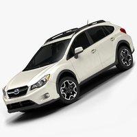 XV Crosstrek 3D models