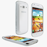 Samsung Galaxy Prevail 2 3D models