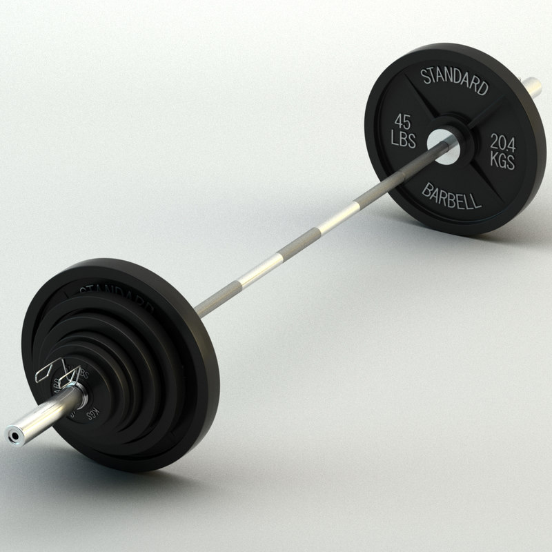 Standard Olympic Barbell