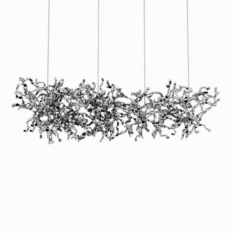 Terzani Argent Ceiling Light