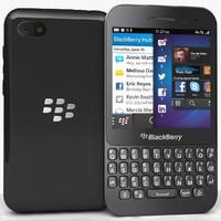 BlackBerry q5 3D models