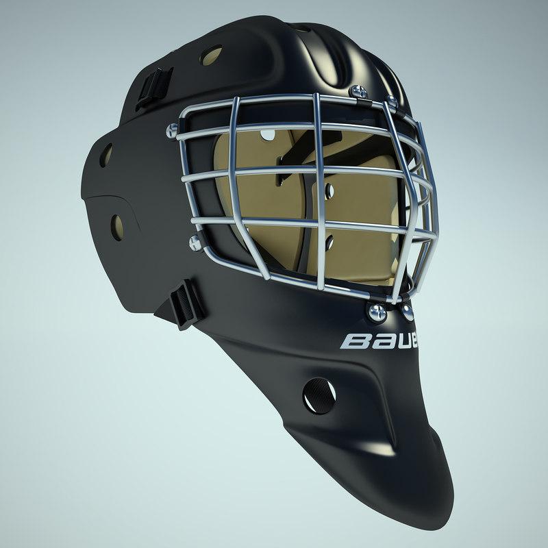 Ice Hockey Helmet 03