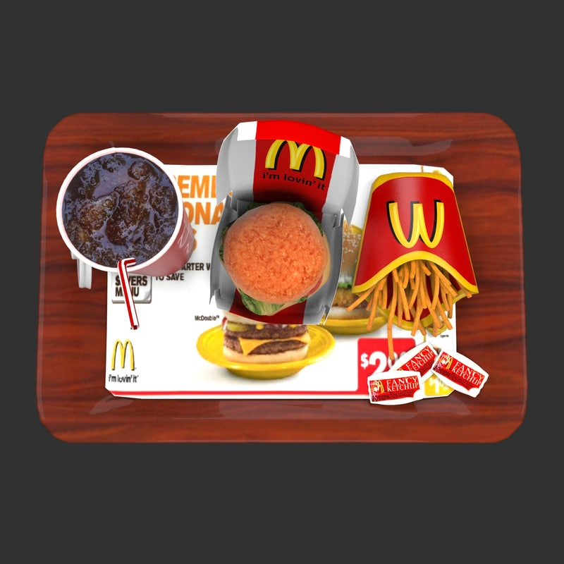 Fast Food Pack