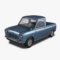 austin cooper 3D models