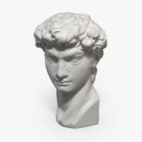 David 3D models