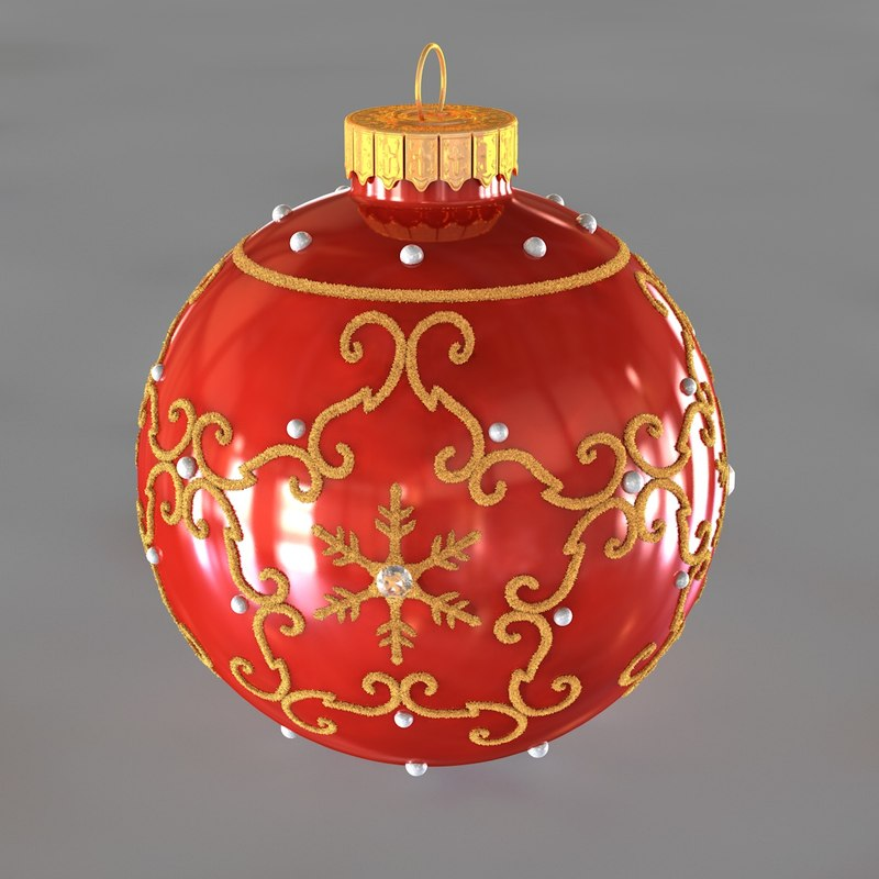 Christmas Ball 01