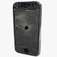 Apple iPhone 3GS 3D models