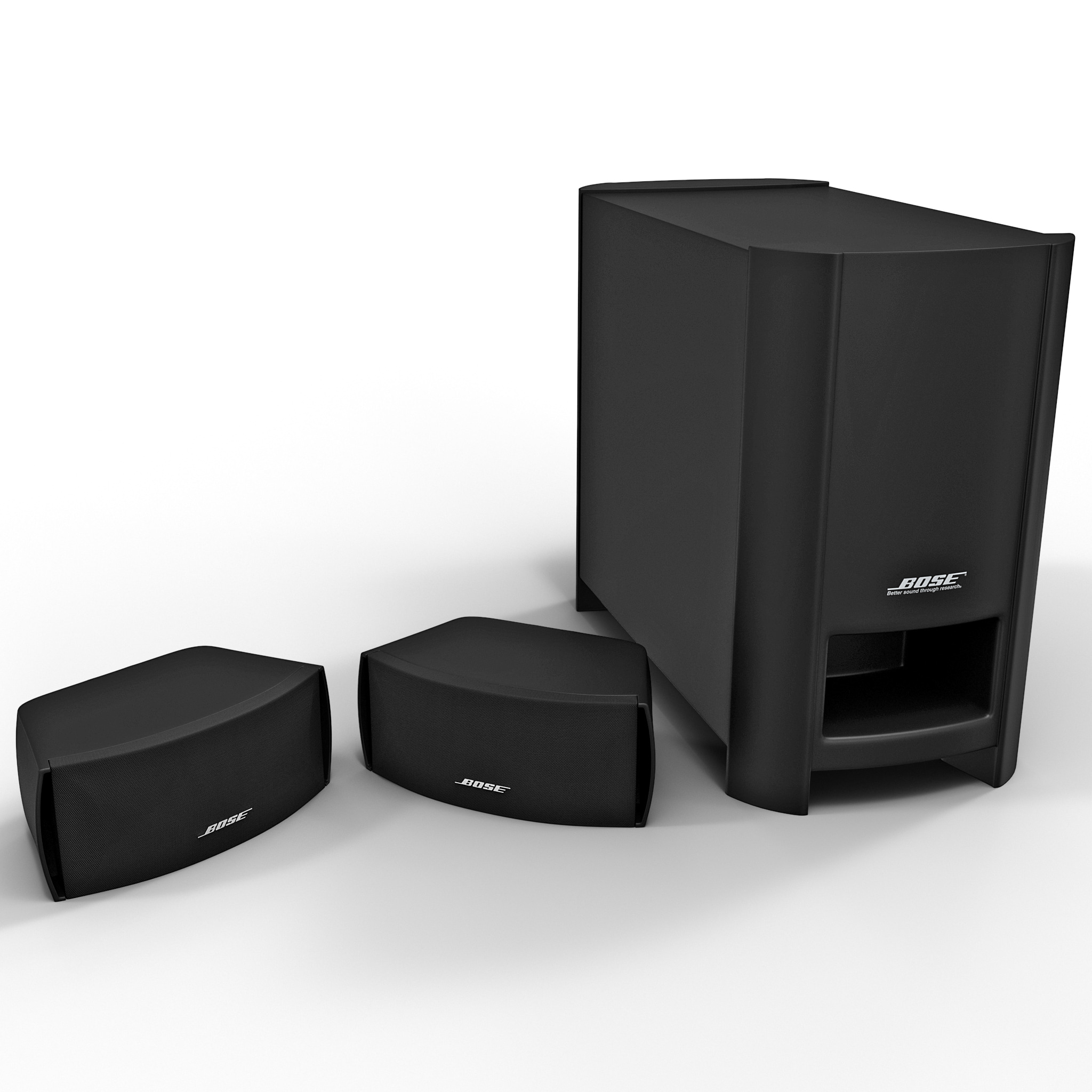 Home Entertainment System Bose Graphite