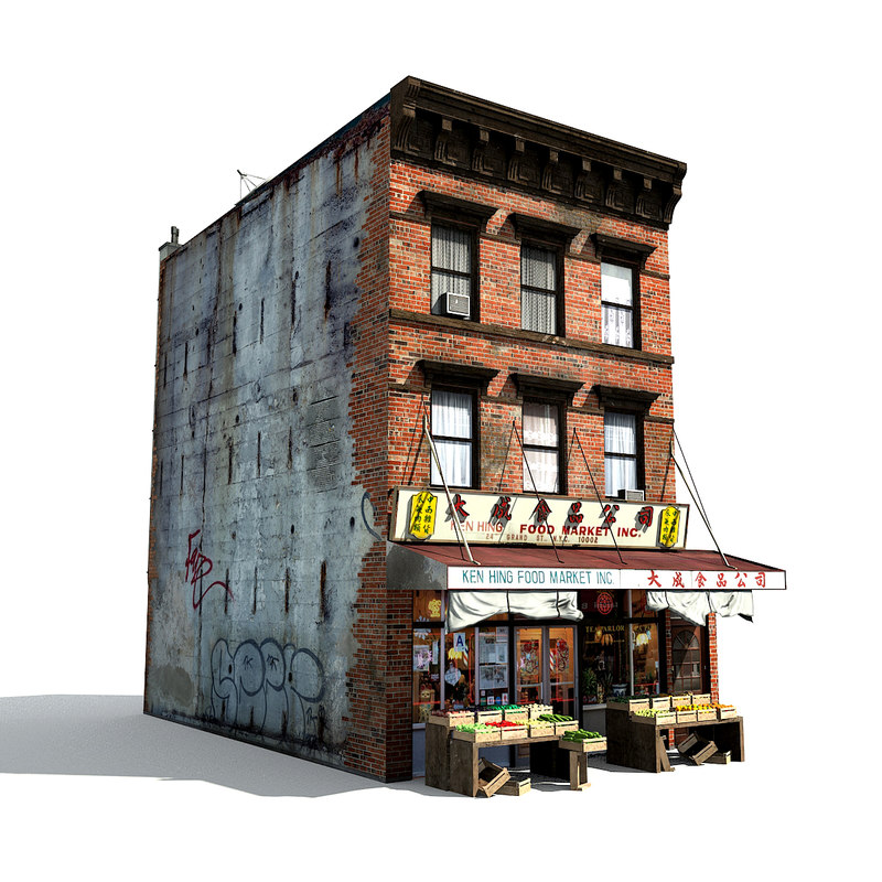 3d Model Of Architectural Nyc Brownstone City Building Brownstone By Broeb Architecture Homes Pinterest Models Nyc And Of