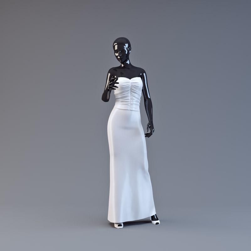Showroom Mannequin 029