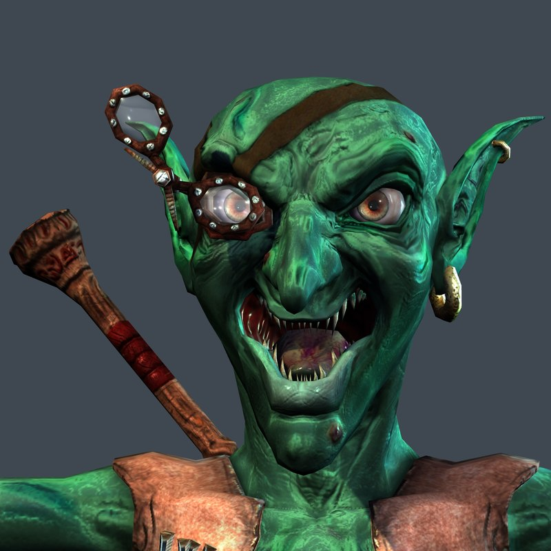 Evil Fantasy Gnome