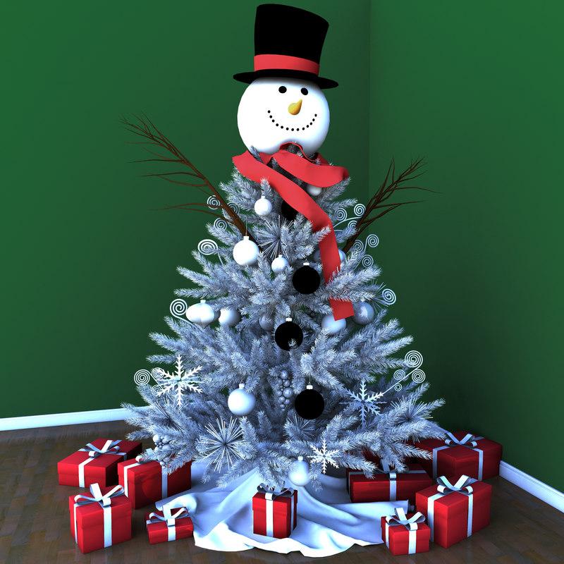animated snowman clipart
