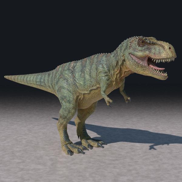T-Rex 3D Models