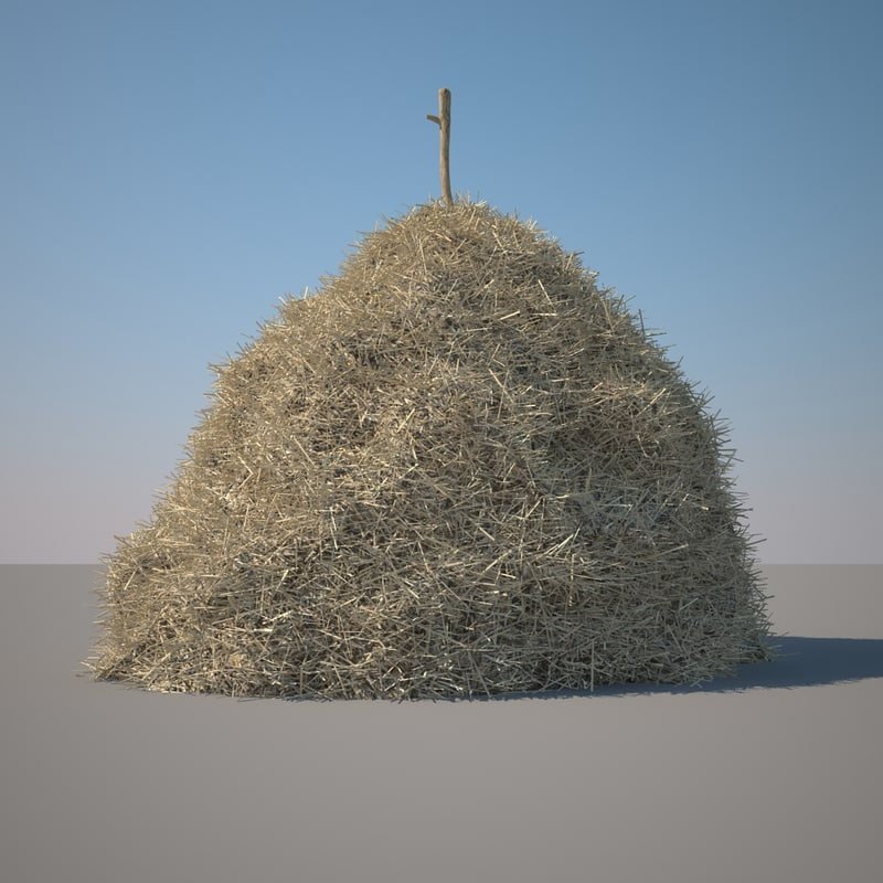 Hay Stack 002