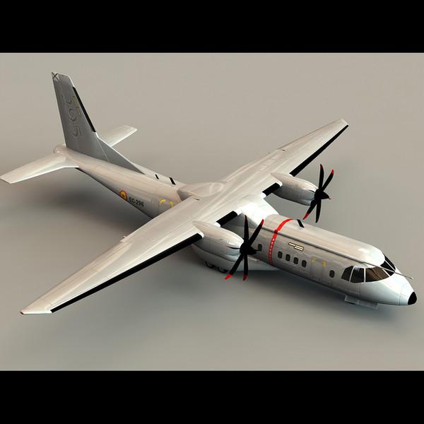 EADS CASA C-295 3D Models