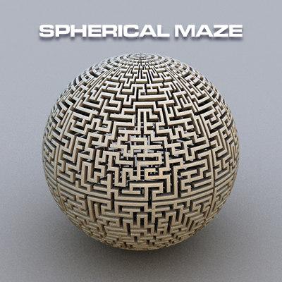 Maze Collection 3D Models