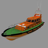 Q-ship 3D models
