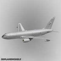 Boeing KC-767 3D models