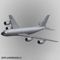 Boeing KC-135 3D models