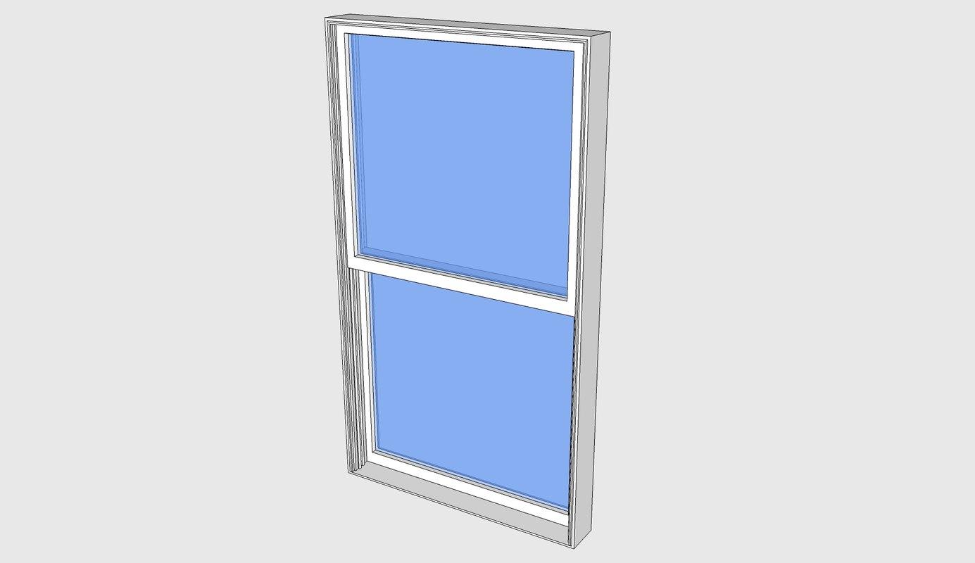ProLine Double-Hung Window