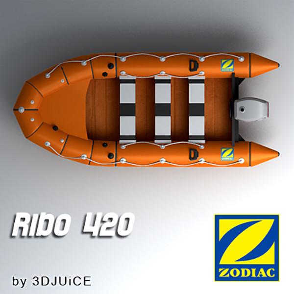 Ribo420.zip 3D Models