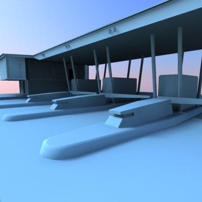 casello 3D Models