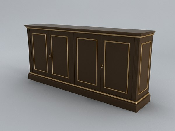 commode small 3D Models