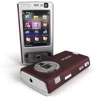 Nokia N95 3D models