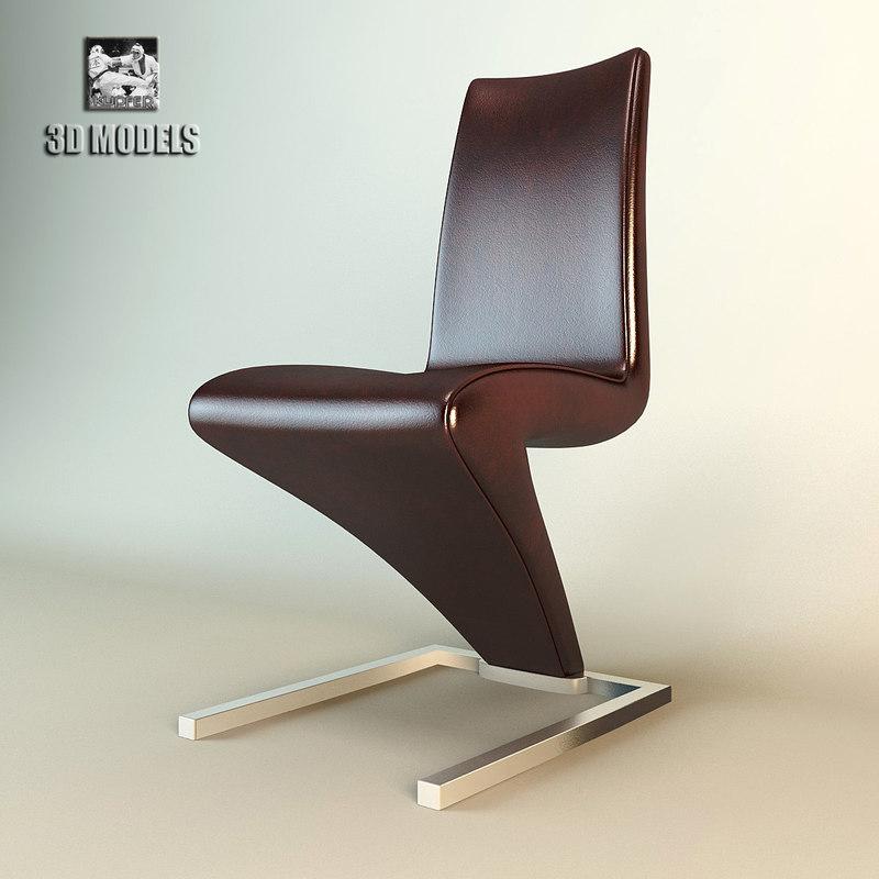 Rolf Benz Chair 7800