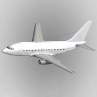 Boeing 737-100 3D models