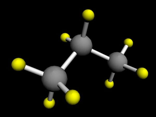 3D alkane Models max 3ds