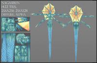 siren 3D models