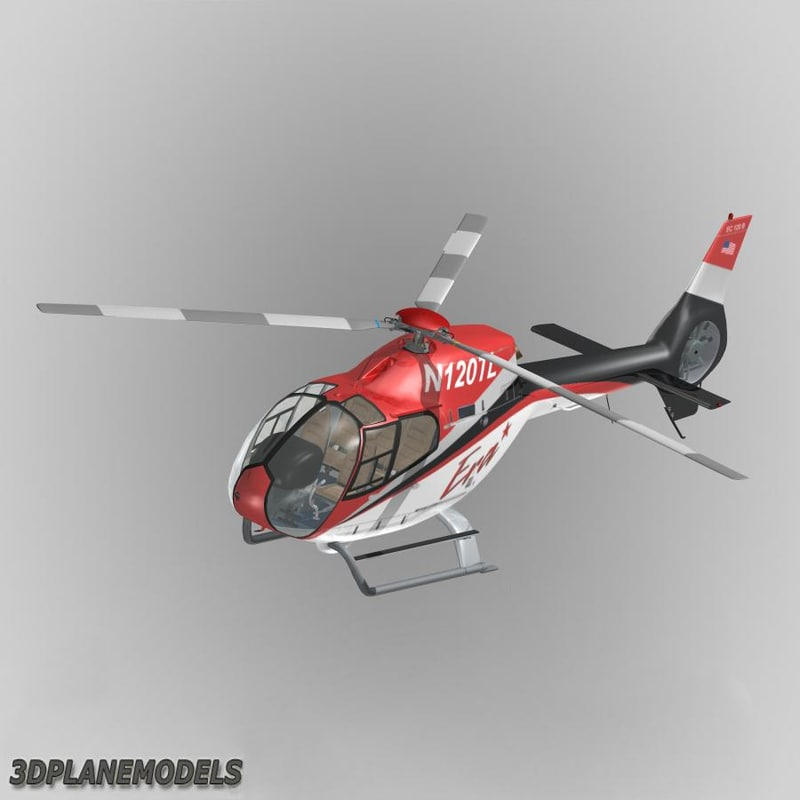 Eurocopter EC-120B ERA Helicopters