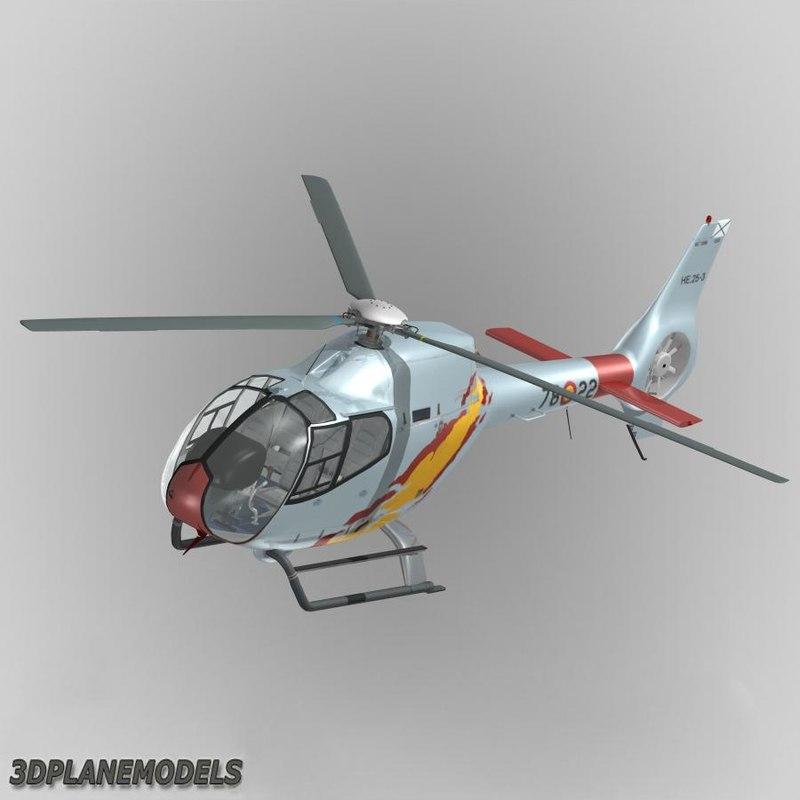 Eurocopter EC-120B Spain Air Force