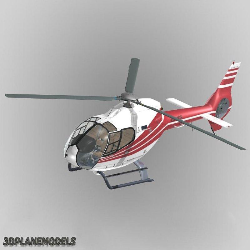 Eurocopter EC-120B Private livery