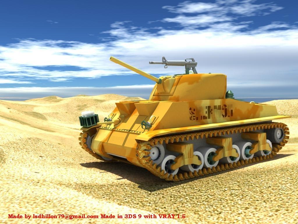 Shermon Tank
