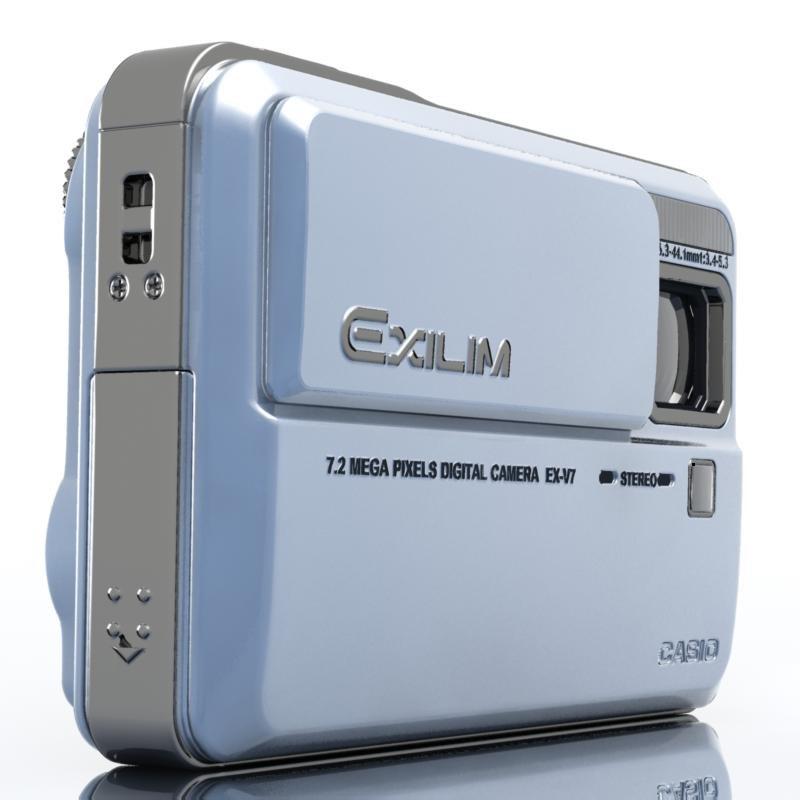 Photocamera.CASIO Exilim EX-V7