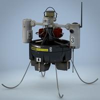 MAV 3D models