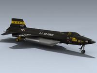 x-15 3D models