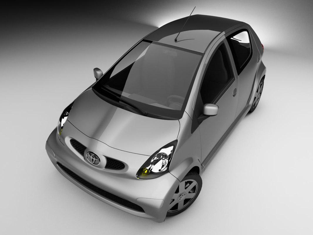 Toyota Aygo 5 doors