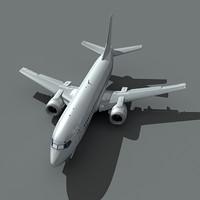 Boeing 737-300 3D models