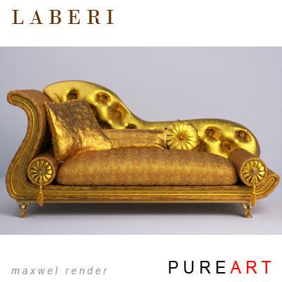 LABERI 3D Models