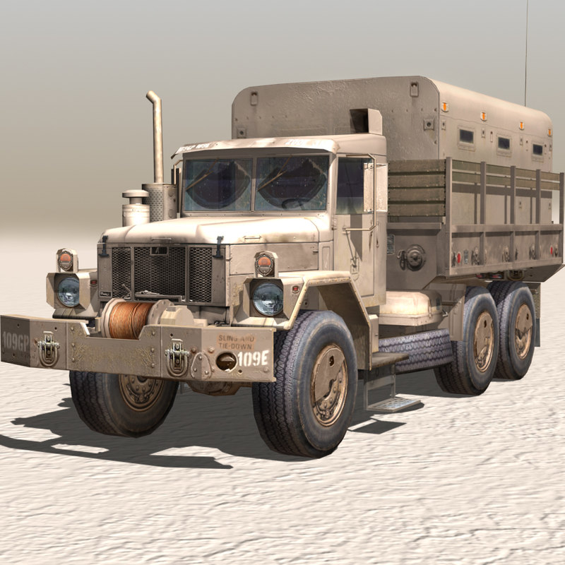 US MILITARY TRUCK