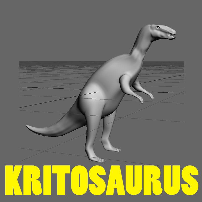Kritosaurus_OBJ.obj