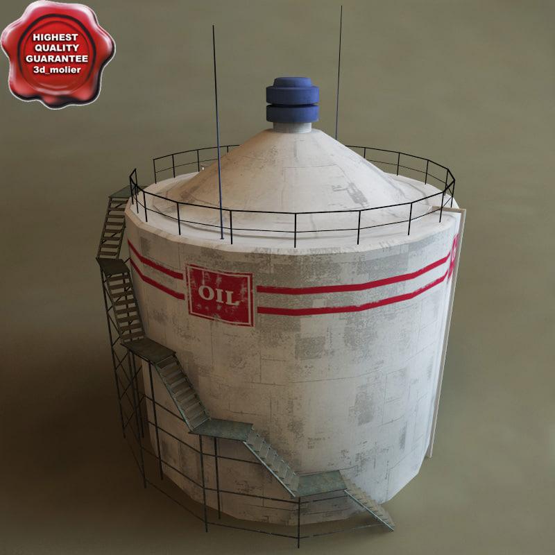 Oil Tank V1