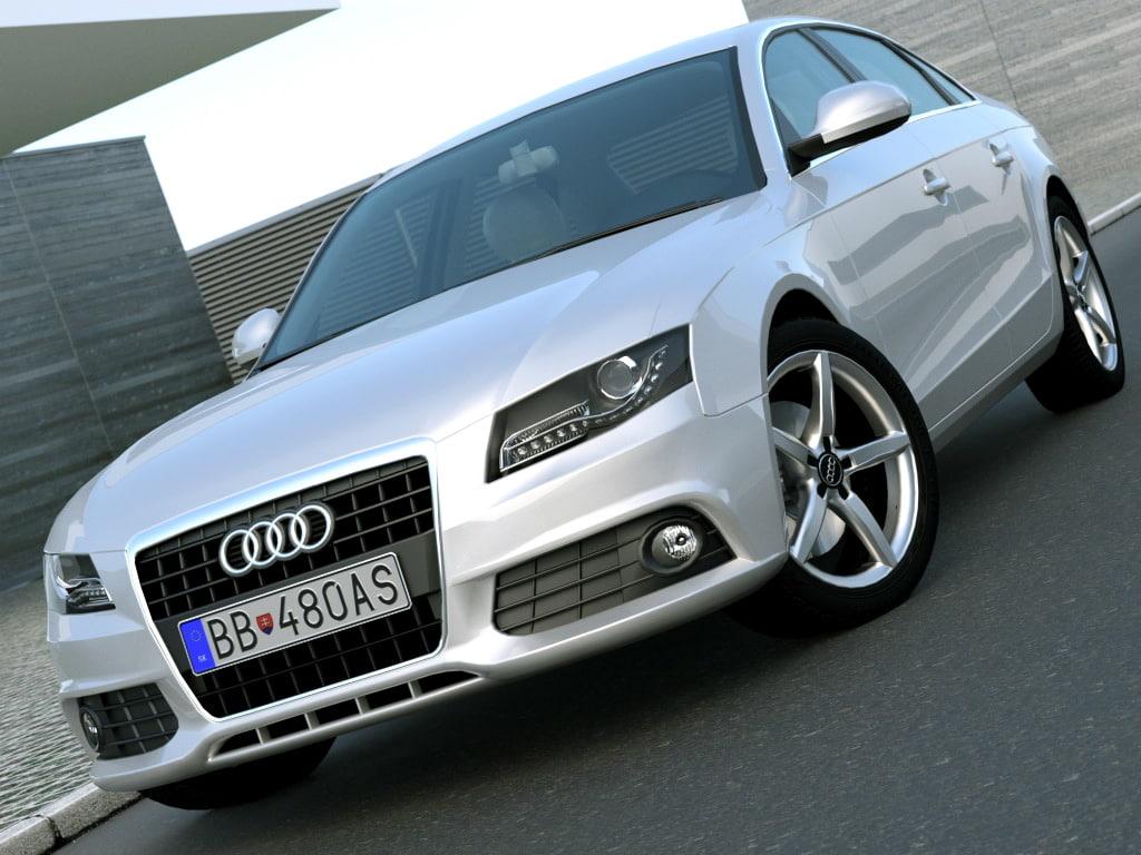 c4d premium car