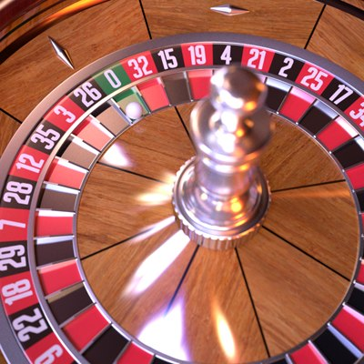 Roulette Table European 3D Models
