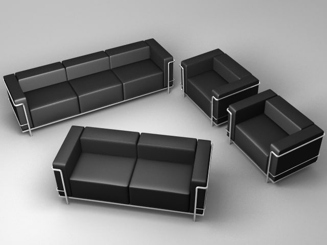 Cassina LC3 Collection