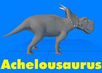 Achelousaurus 3D models